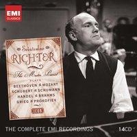 Святослав Рихтер - Piano Sonata No. 17 in D minor Op. 31 No. 2, 'Tempest': III. Allegretto