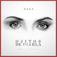 Saga - Ojitos De Diabla